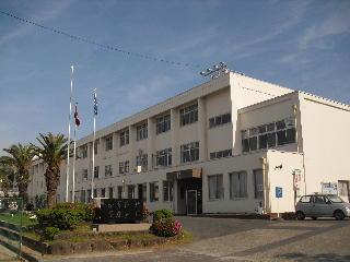 鴨方中学校ホームページ